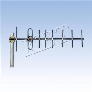 VPol 350MHz 6-14dBi Directional Yagi Antennas Series