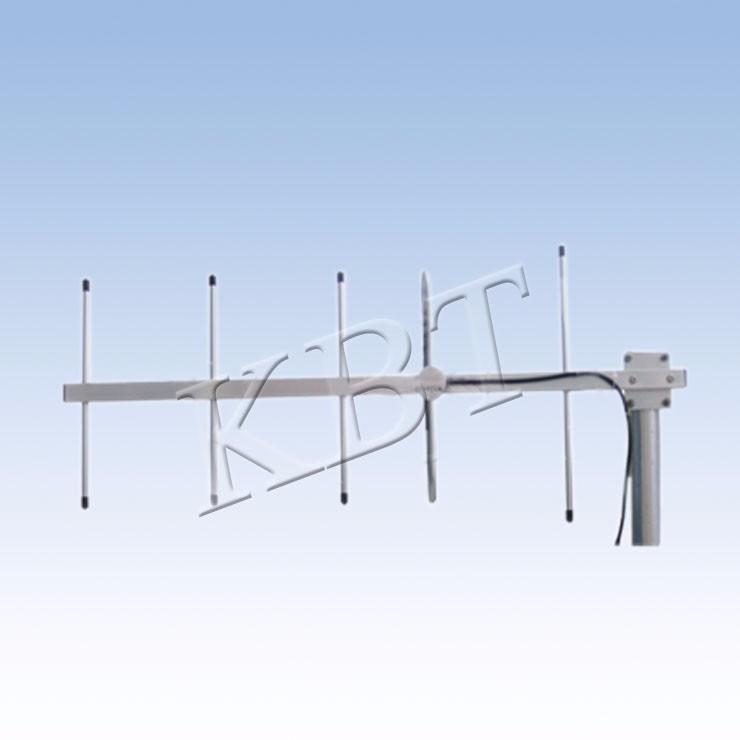 VPol 400MHz 6-15dBi Directional Yagi Antennas Series