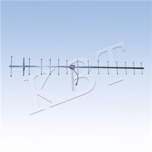 VPol 500MHz 6-13dBi Directional Yagi Antennas Series