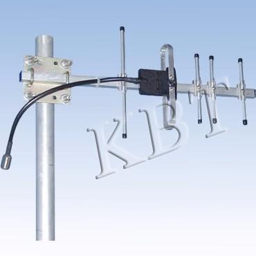 1500MHz 6-13dBi Directional Yagi Antennas