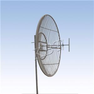 VPol 400MHz 14-17dBi Parabolic Antennas Series