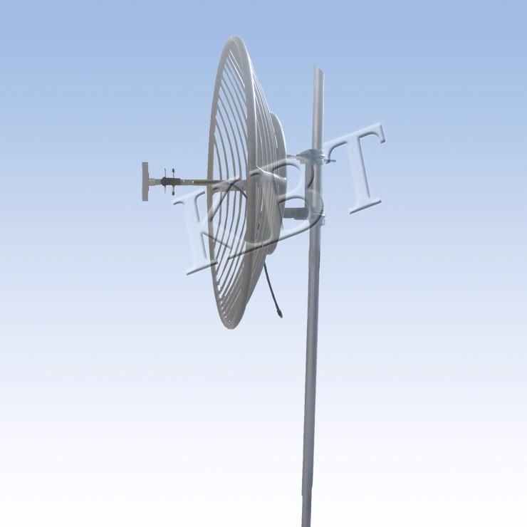 VPol 1200MHz 18-24dBi Parabolic Antennas Siri