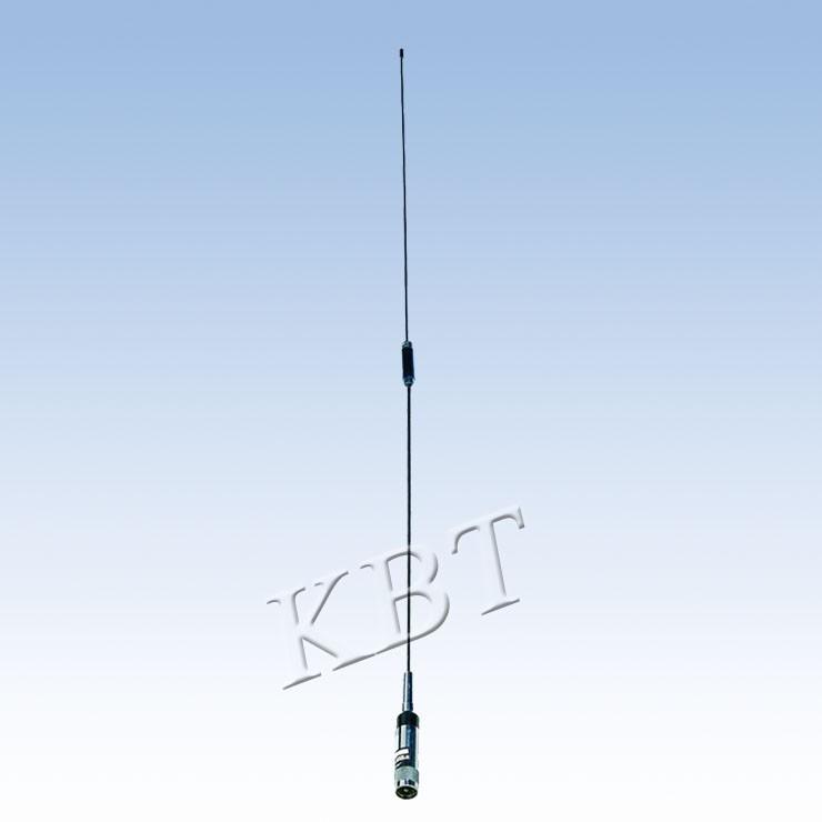 VPol 200MHz 2-4dBi Omni Whip Antene Seria