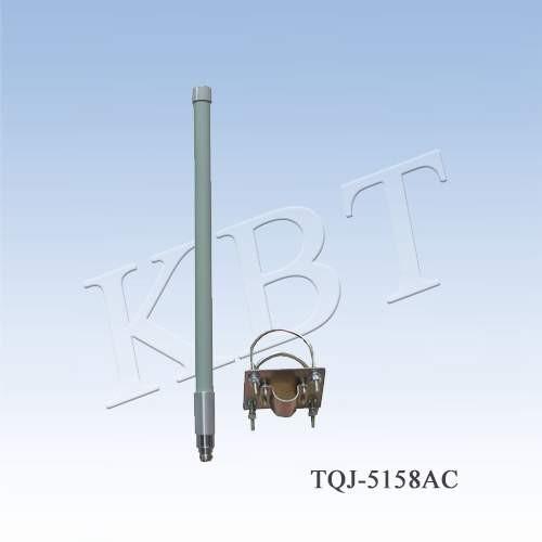 VPol 5.1-5.8GHz 5-15dBi Omni Antene Seria
