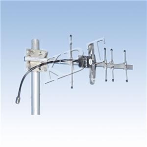 VPOL 900MHz 9-15dBi în aer liber Yagi antenă