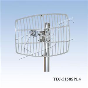 VPOL 5.1-5.8GHz 24-30dBi Параболические антенны серии