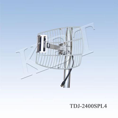 VPol 2.4GHz 15-30dBi Parabolique Antennes Série
