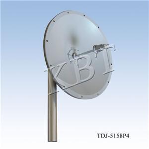 VPol 5.1-5.8GHz 23-32dBi Dish Antennas Series