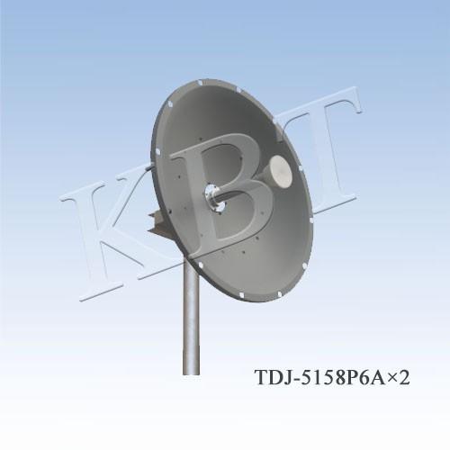 VHPol 5.1-5.8GHz 30-34dBi Piatto Antenne Series