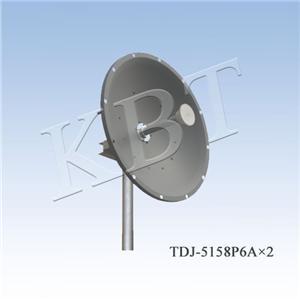 VHPol 5.1-5.8GHz 30-34dBi Dish Antennas Series