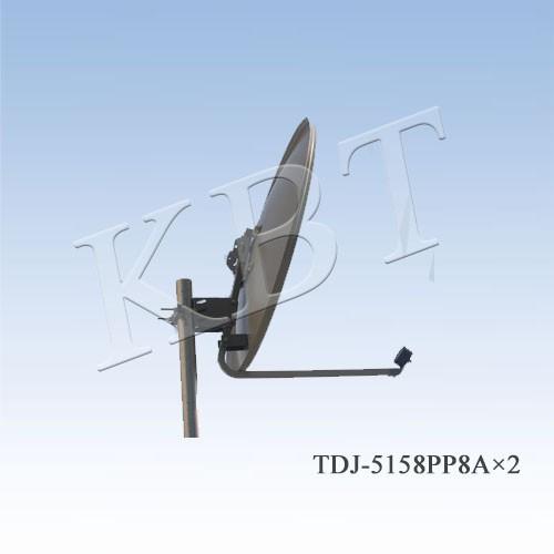 5.1-5.8GHz 34dBi Dish Antennas