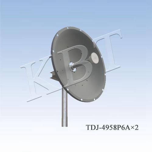 VHPol 4.9-5.8GHz 30-34dBi Piatto Antenne Series
