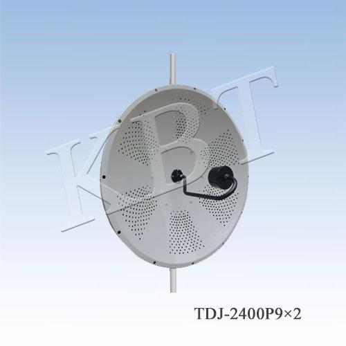 VHPol 2.4GHz 25dBi piatto Antenne Series