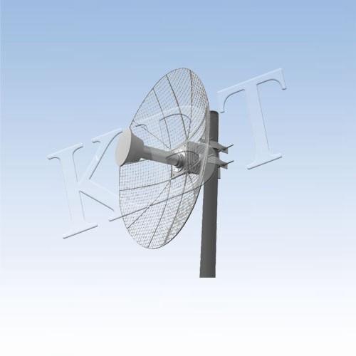 4.9-6.0GHz 30dBi Parabolic Antenna