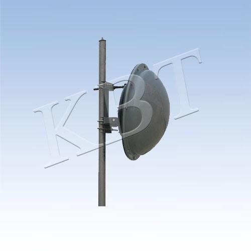 VHPol 5.1-5.8GHz 28-32dBi Dish Antenna con radome
