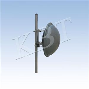 VHPol 5.1-5.8GHz 28-32dBi Dish antena dengan radome