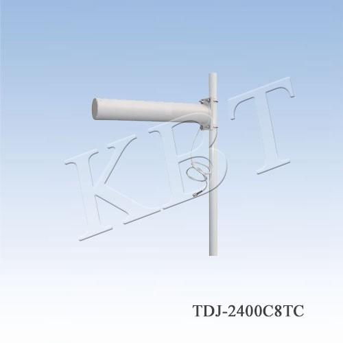 VPol 2.4GHz 7-15dBi WiFi în aer liber Yagi antenă