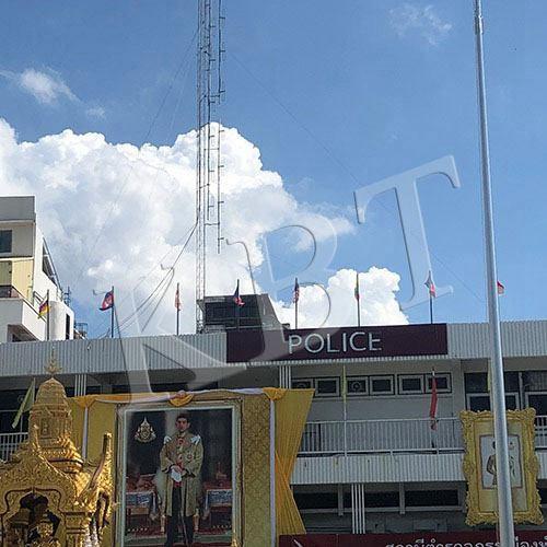 KBT Dipole Antennes en Thaïlande