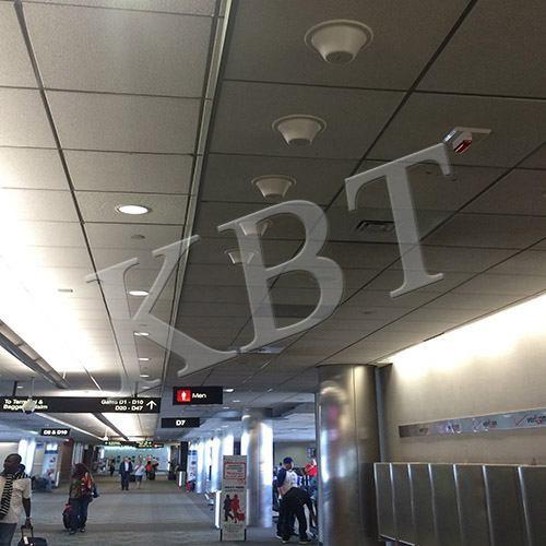 KBT siling gunung antena untuk terminal lapangan terbang