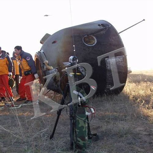 KBT Antennas Used In Shenzhou Ⅴ