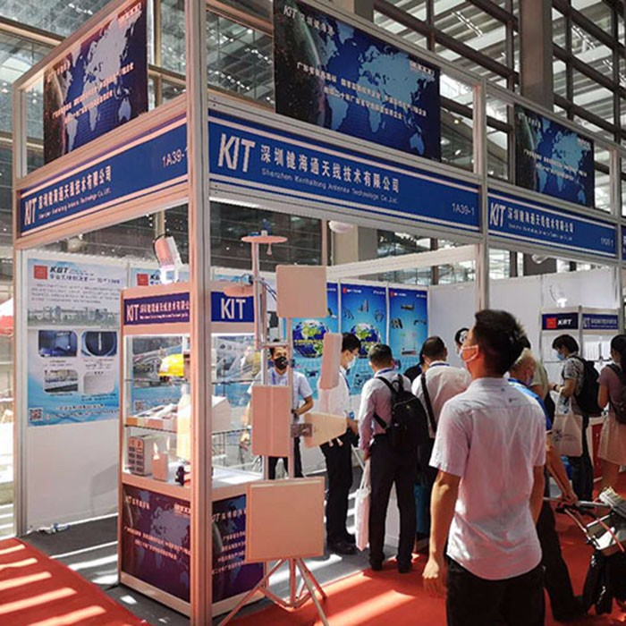 KBT and Shenzhen Kenhaitong subsidiary company present at 2020 14th IOTE Exhibition (Shenzhen station)