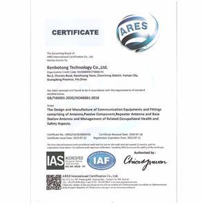 OHSAS18001 : 2007