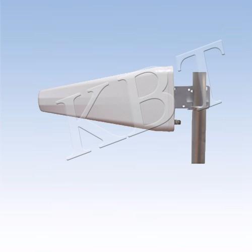 VPOL 698-2700MHz 9-10dBi Antena log luar berkala digunakan