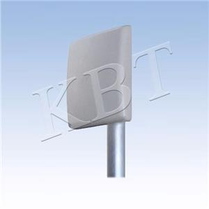Antenne directionnelle VPOL et HPOL 3300-3800MHz 25 ° 15dBi