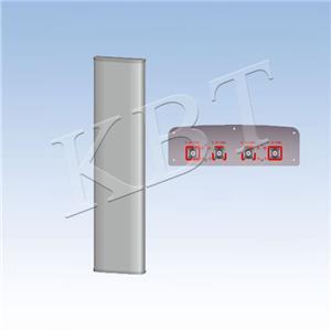 Antenna a pannello XPOL 300-350MHz 65 ° 12dBi