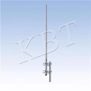 VPOL 350-375/372-400MHz 8dBi Omni Fiberglass Antenna