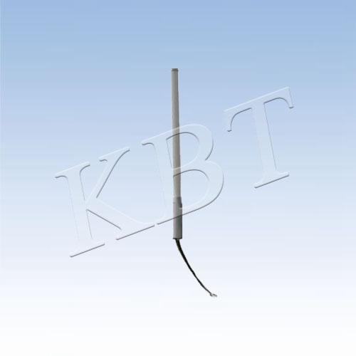 VPOL 350-386MHz antenă Omni din fibră de sticlă 3dBi