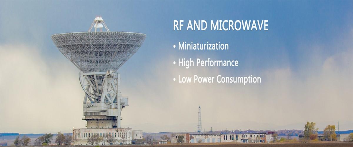 RF周波数シンセサイザ
