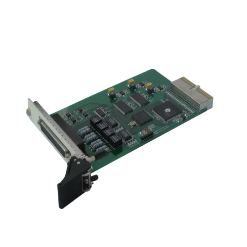 1553B Dual Channel Multifunction 1M Function Interface Board