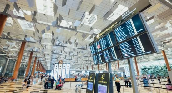 Horloge système GPS Aéroport Solution