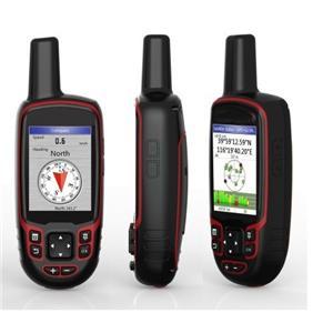 견고한 핸드 헬드 GPS 및 글로 나스수신기 전체 기능을 갖춘