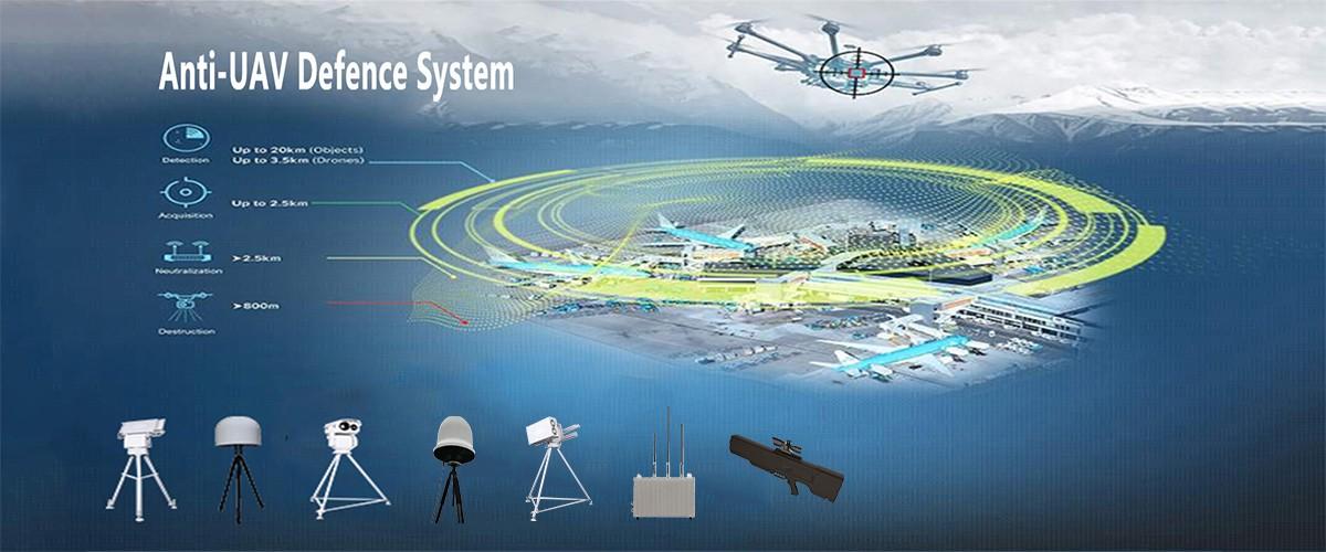 Sistem Pertahanan UAV Anti