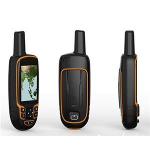 핸드 헬드 GPS 및 글로 나스 수신기 전체 기능을 갖춘
