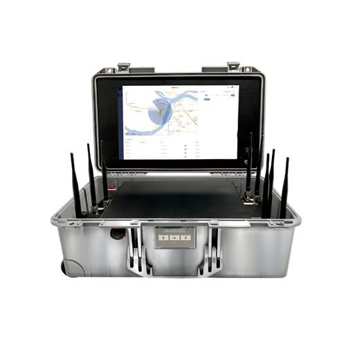 Reconnaissance portable et système intégré de grève