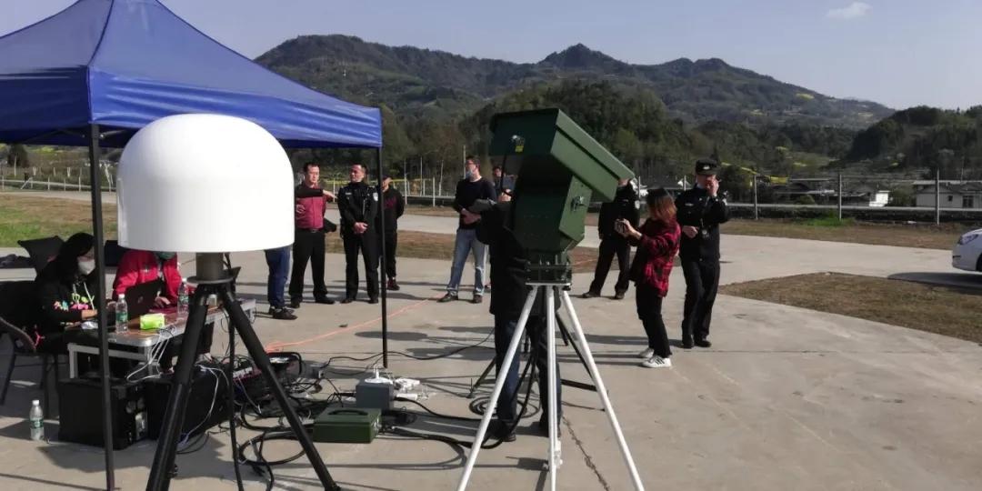 système radar anti drone