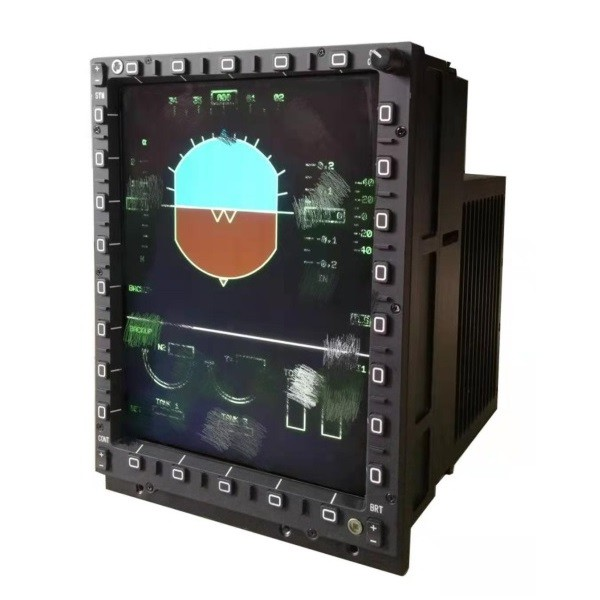Ruggedized Smart Multiple Function Display