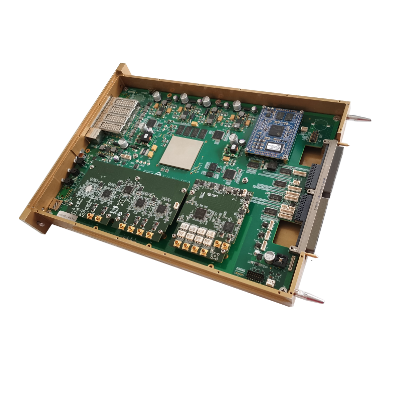Broadband Signal Acquisition Module