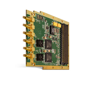 High Speed Data Acquisition DAC Card