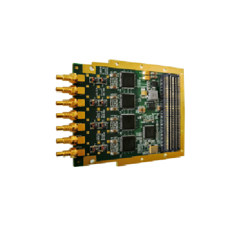 High Speed Data Acquisition ADC+DAC+RF Card
