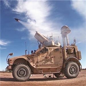 Tentera AS membayar premium untuk sistem anti-drone