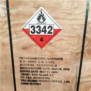 Excellent Collector Chemical Reagents Sodium Isopropyl Xanthate SIPX