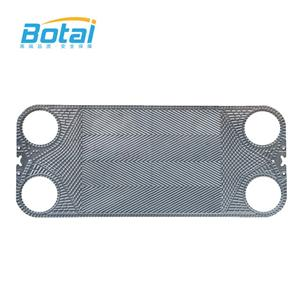 MX25M Heat Exchanger Plate