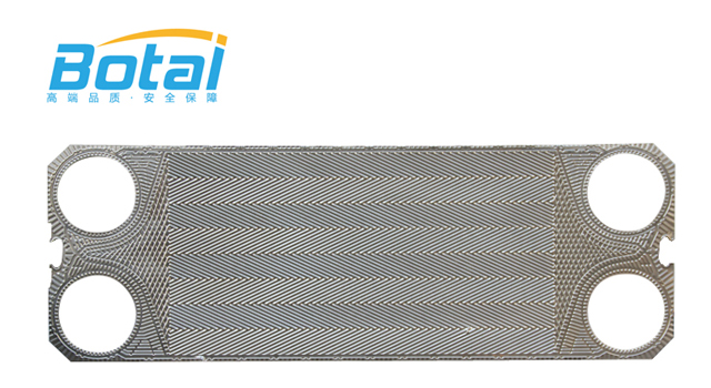 S188 heat exchanger plate