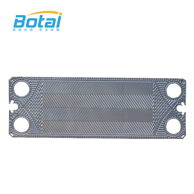 Stainless Heat Exchanger Plate