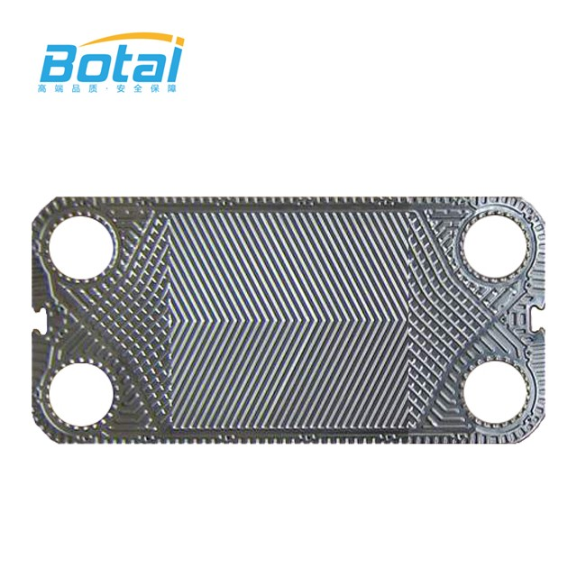 Hastelloy C276 Heat Exchanger Plate