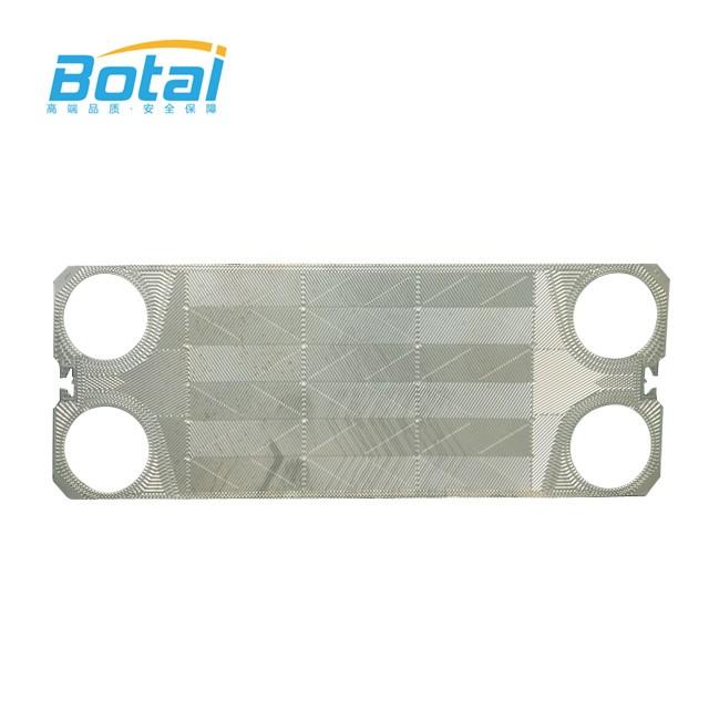Electronic Heat Exchanger Plate